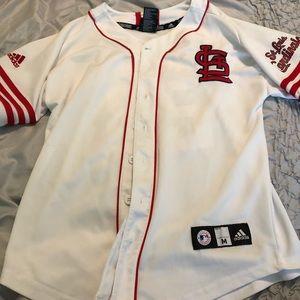 Adidas St. Louis cardinals Freese jersey